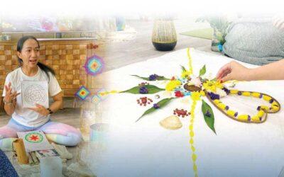 ผ่อนคลาย สร้างสุข ให้ชีวิต ด้วย Mandala ศิลปะแห่งความสมดุลของจักรวาล
