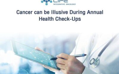 Cancer can be Illusive during annual health check-ups